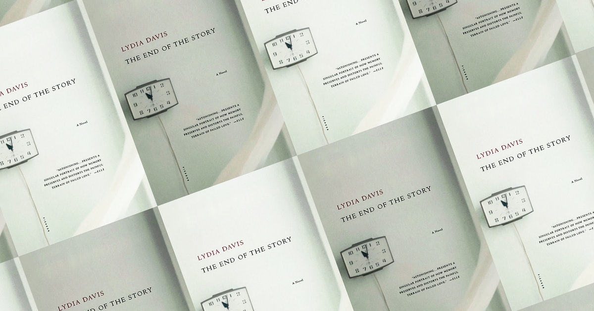 I'm So Jealous You Get To Read 'The End Of The Story' By Lydia Davis For The First Time