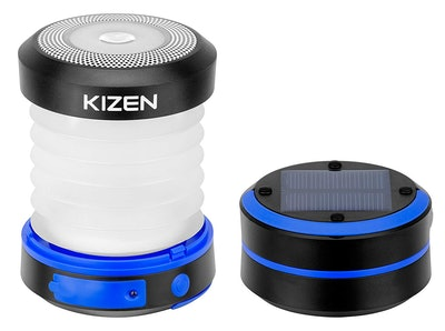 Kizen Solar Powered Camping Lantern