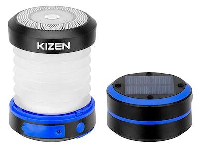 Kizen Solar Powered Camping Lantern