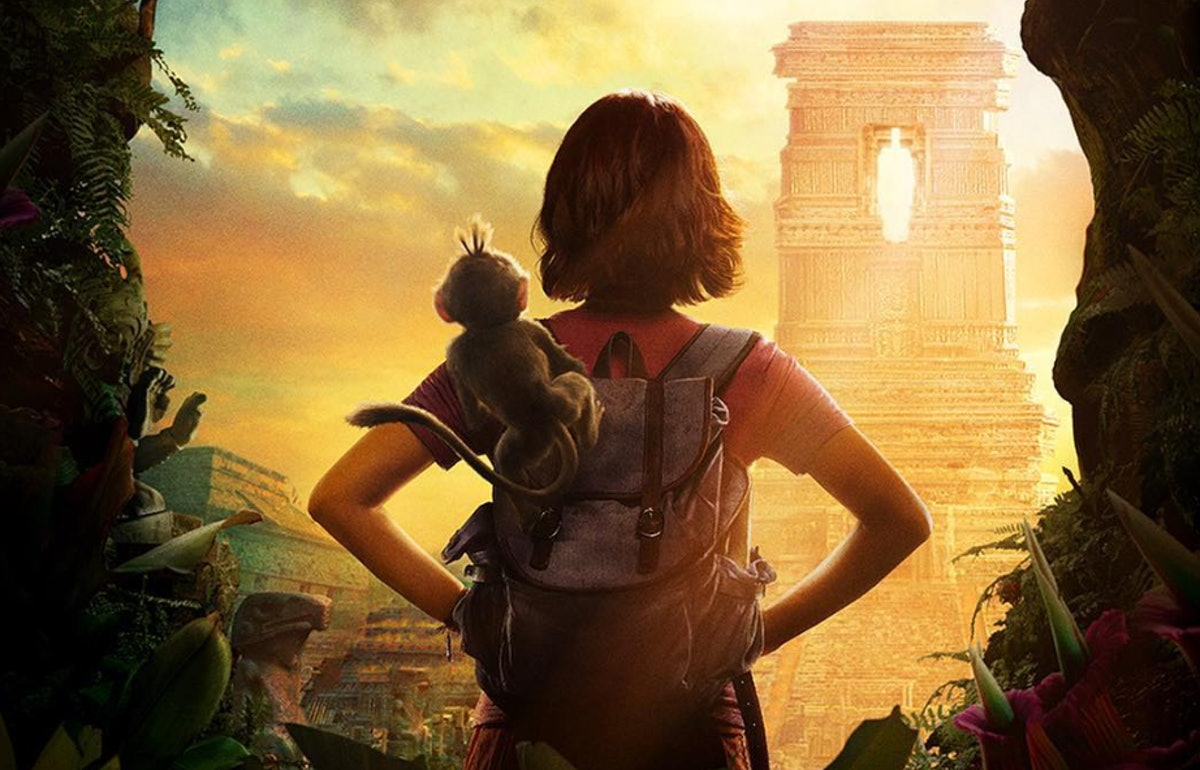 The Live-Action 'Dora The Explorer' Poster Is Here, But Fans Have One Big Question