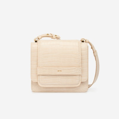 The Fiona Bag in Croc