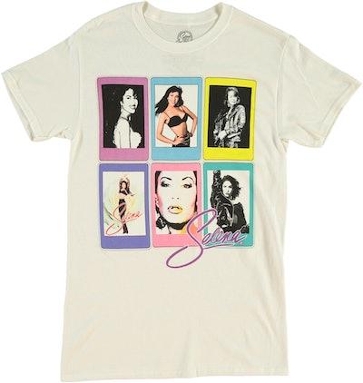 Selena Multi-Image Graphic Tee