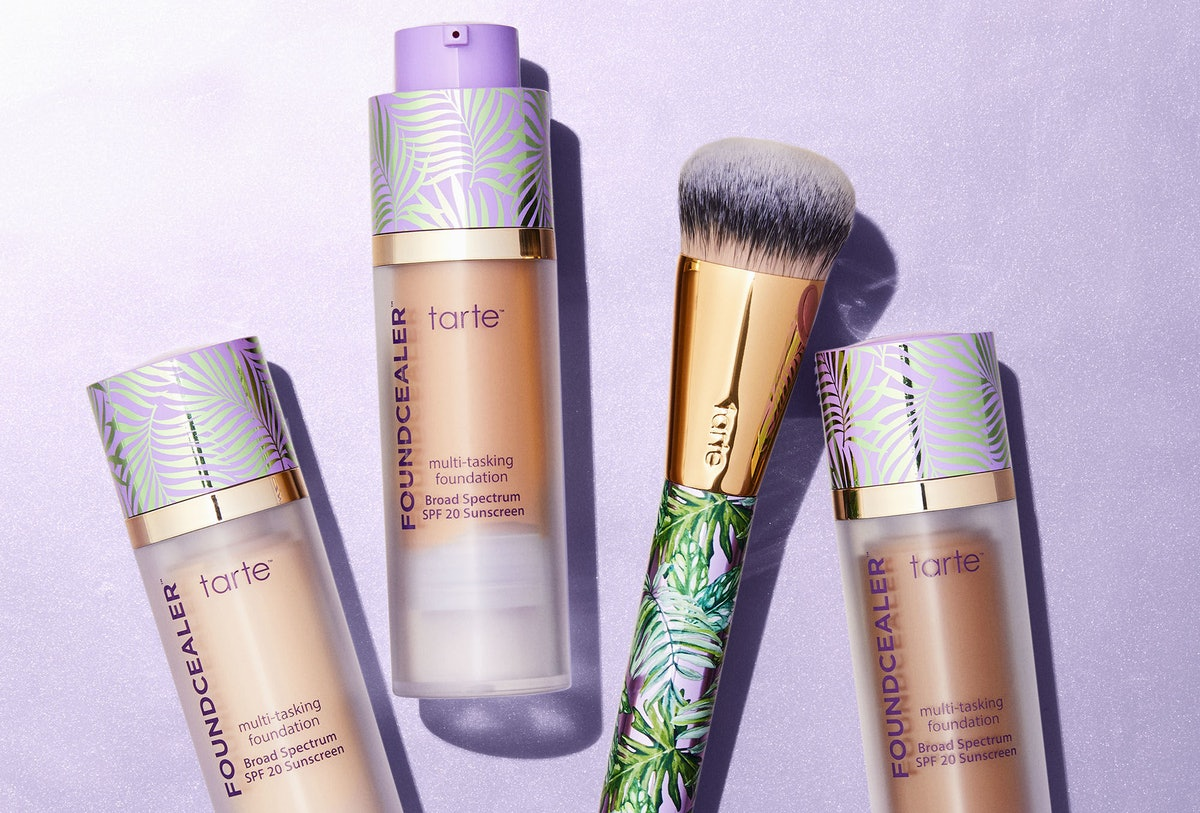 Tarte's New Babassu Foundcealer Is Here — & It's Not Your Typical Foundation