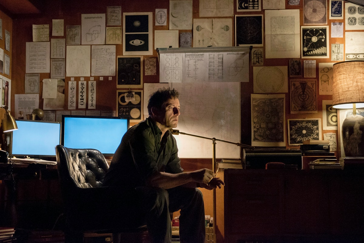 What's In Hap's Lab On 'The OA'? Dr. Percy Is Hiding Something Dangerous