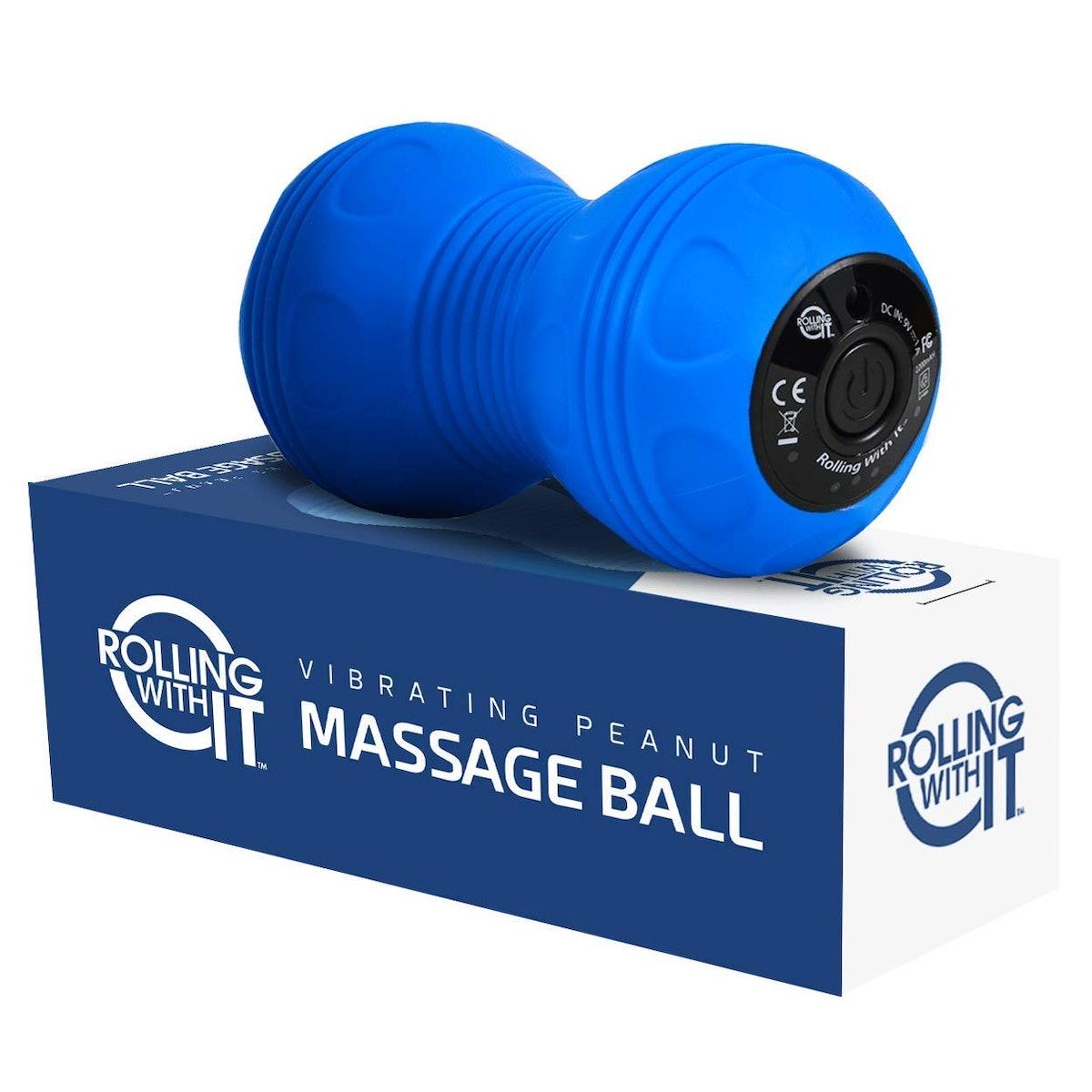 Rolling With It Vibrating Massage Peanut