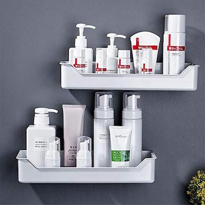 Femonden Adhesive Bathroom Shelf