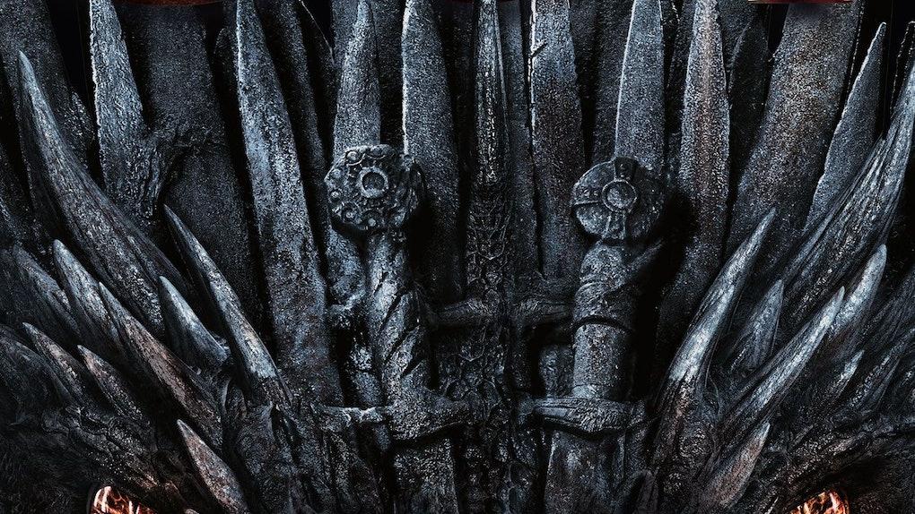 Vaizdo rezultatas pagal užklausÄ âgame of thrones season 8 posterâ