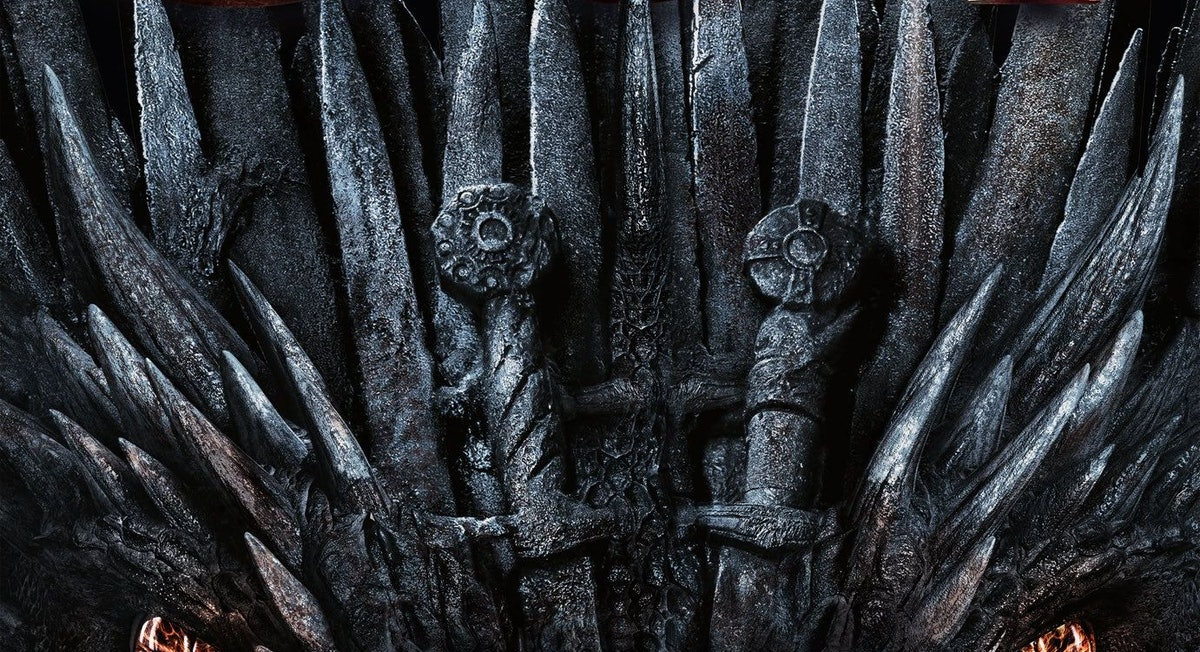 The 'Game Of Thrones' Season 8 Poster Is Here To Give You Chills