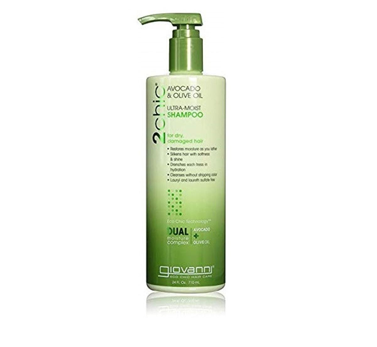 GIOVANNI Avocado And Olive Oil Shampoo