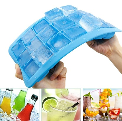 Korlon Silicone Ice Trays (3 Pack)
