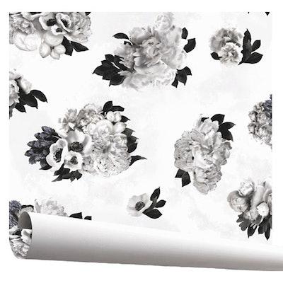 Peony Garden Wallpaper (Sample)