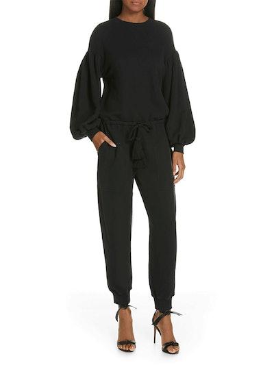 Damara Puff Sleeve Jumpsuit