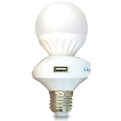 NYCE Power Lightbulb Charger Combo
