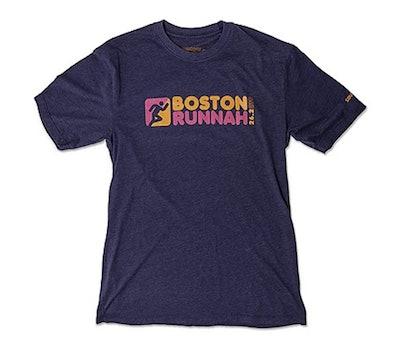 Women's Boston Runnah Tee