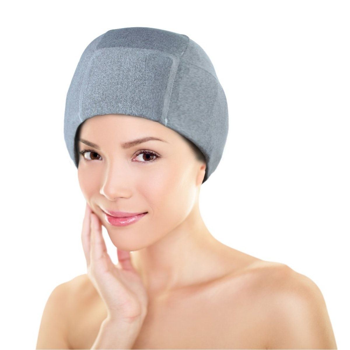 FOMI Gel Ice Hat