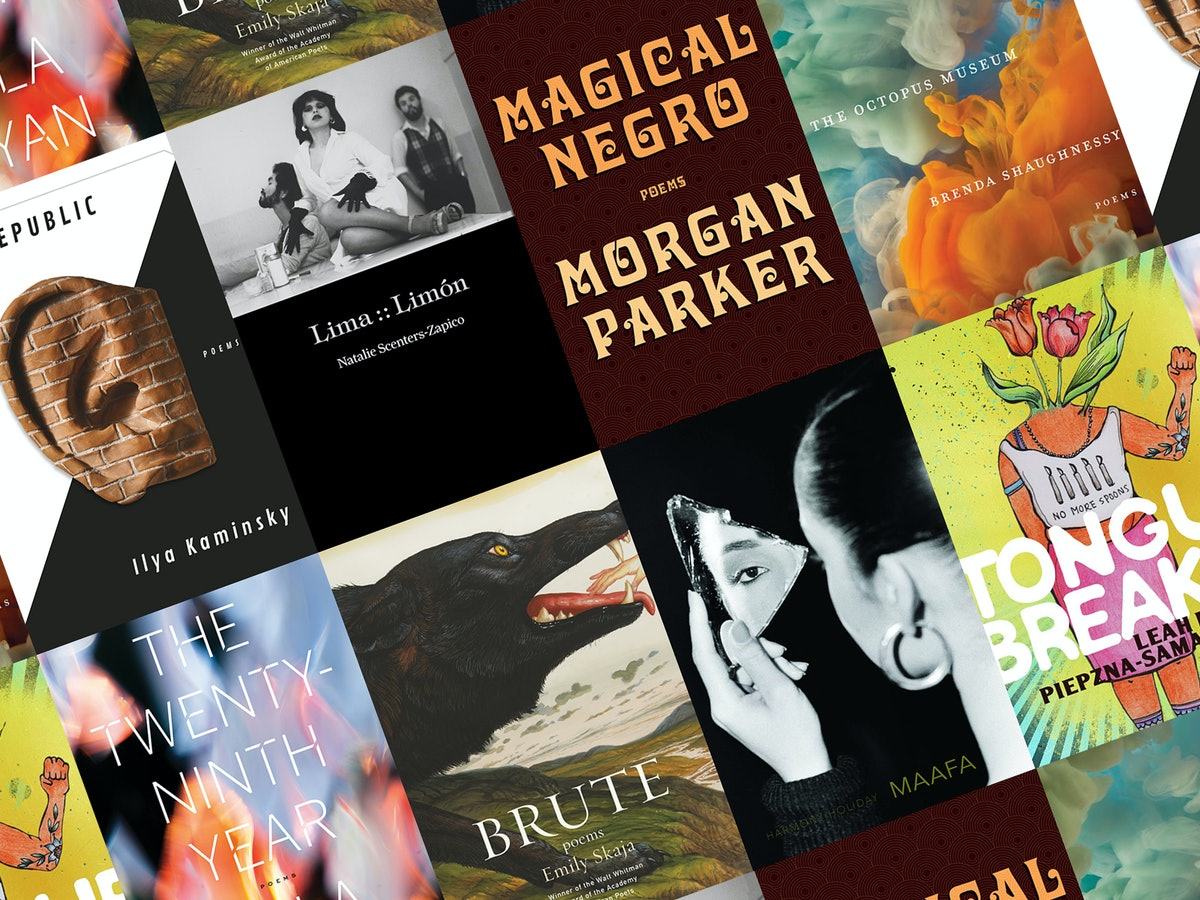 13 New Poetry Collections You Need To Read This Spring