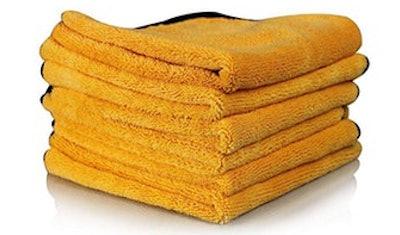 Chemical Guys Premium Microfiber Towel (6 Pack)