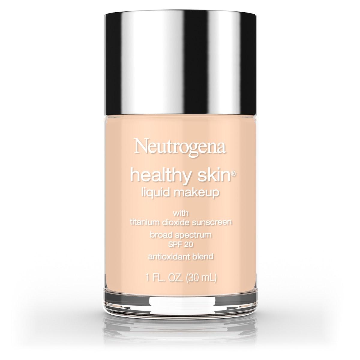 Neutrogena Healthy Skin Liquid Makeup Foundation, Broad Spectrum SPF 20