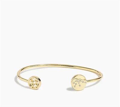 Zodiac Cuff Bracelet