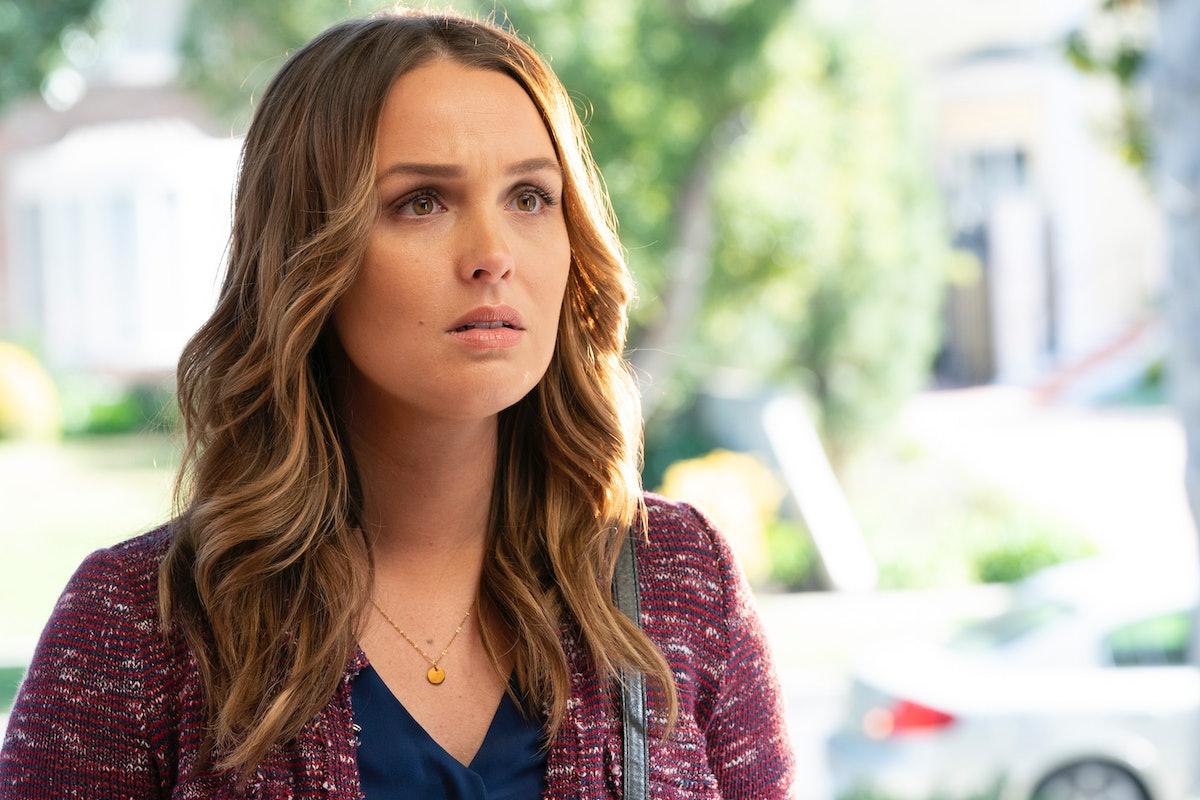 Jo Met Her Mom On 'Grey's Anatomy' & The Encounter Was Upsetting