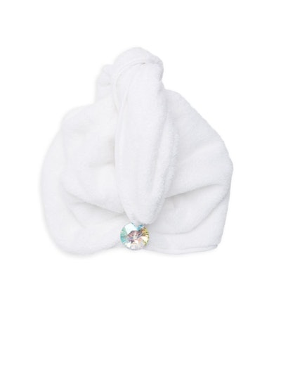 Fifth City Embellished Towel Turban