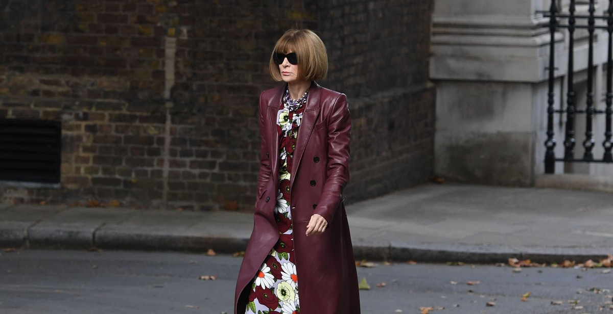 4 Classic Wardrobe Staples Anna Wintour Has Relied On For Decades