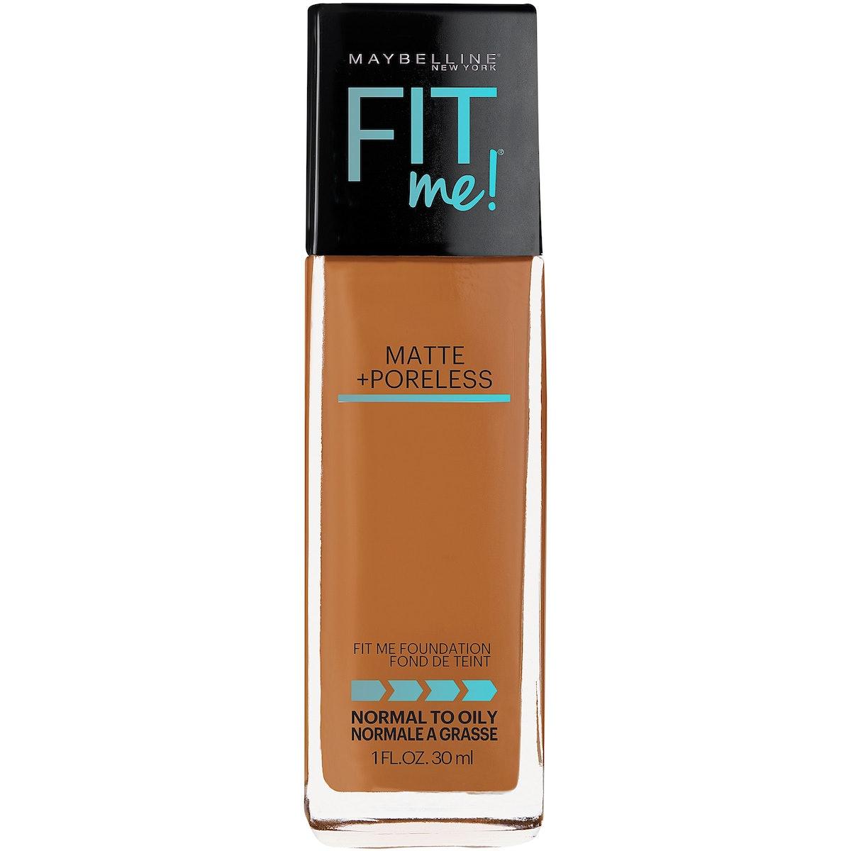Maybelline New York Fit Me Matte + Poreless Foundation