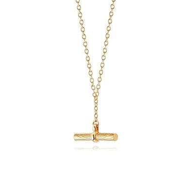 Estee LaLonde T Bar Necklace