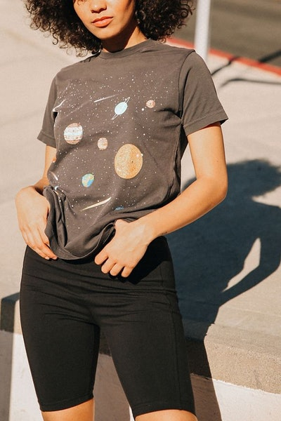 Outer Space Short Sleeve Tee