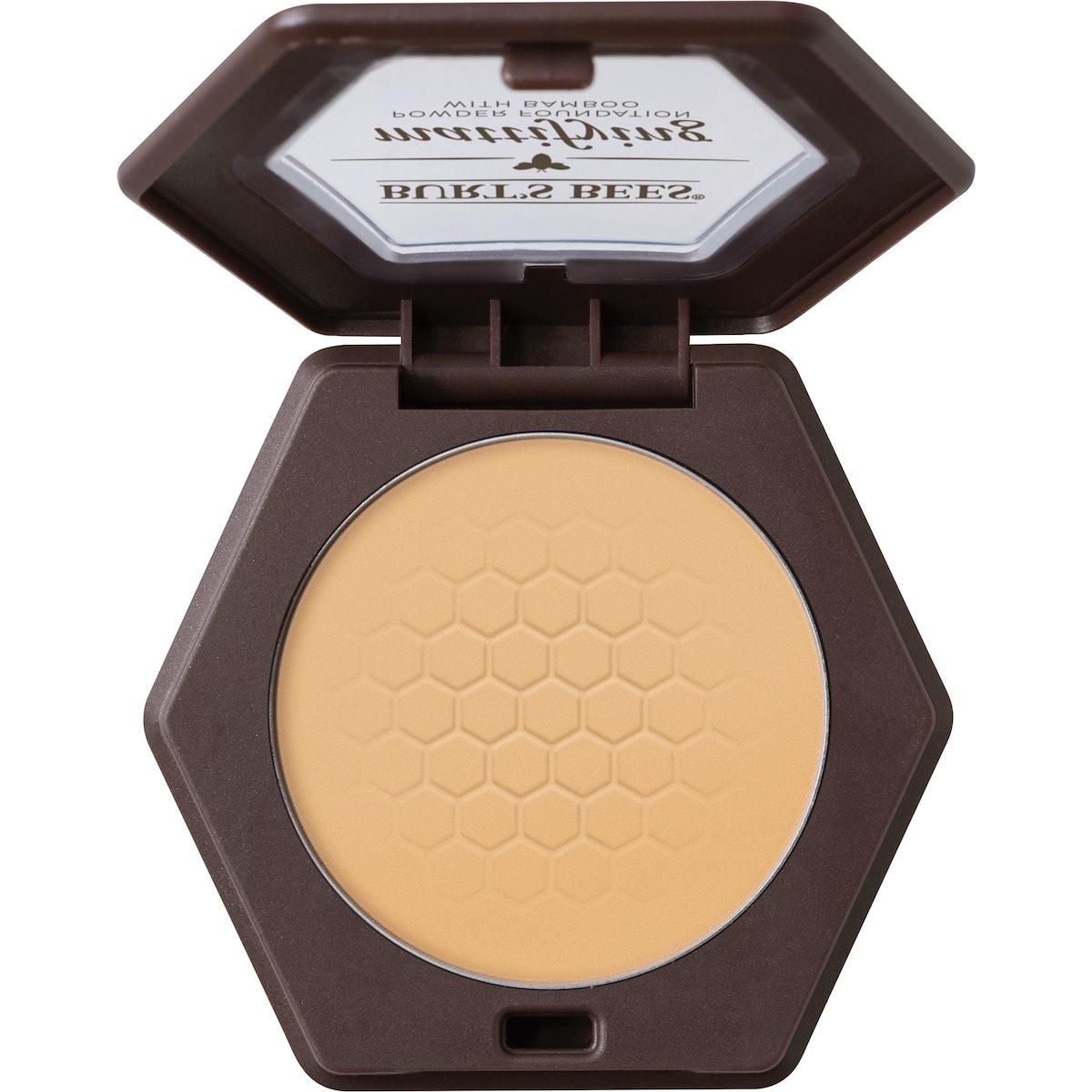 Burt's Bees 100% Natural Mattifying Powder Foundation