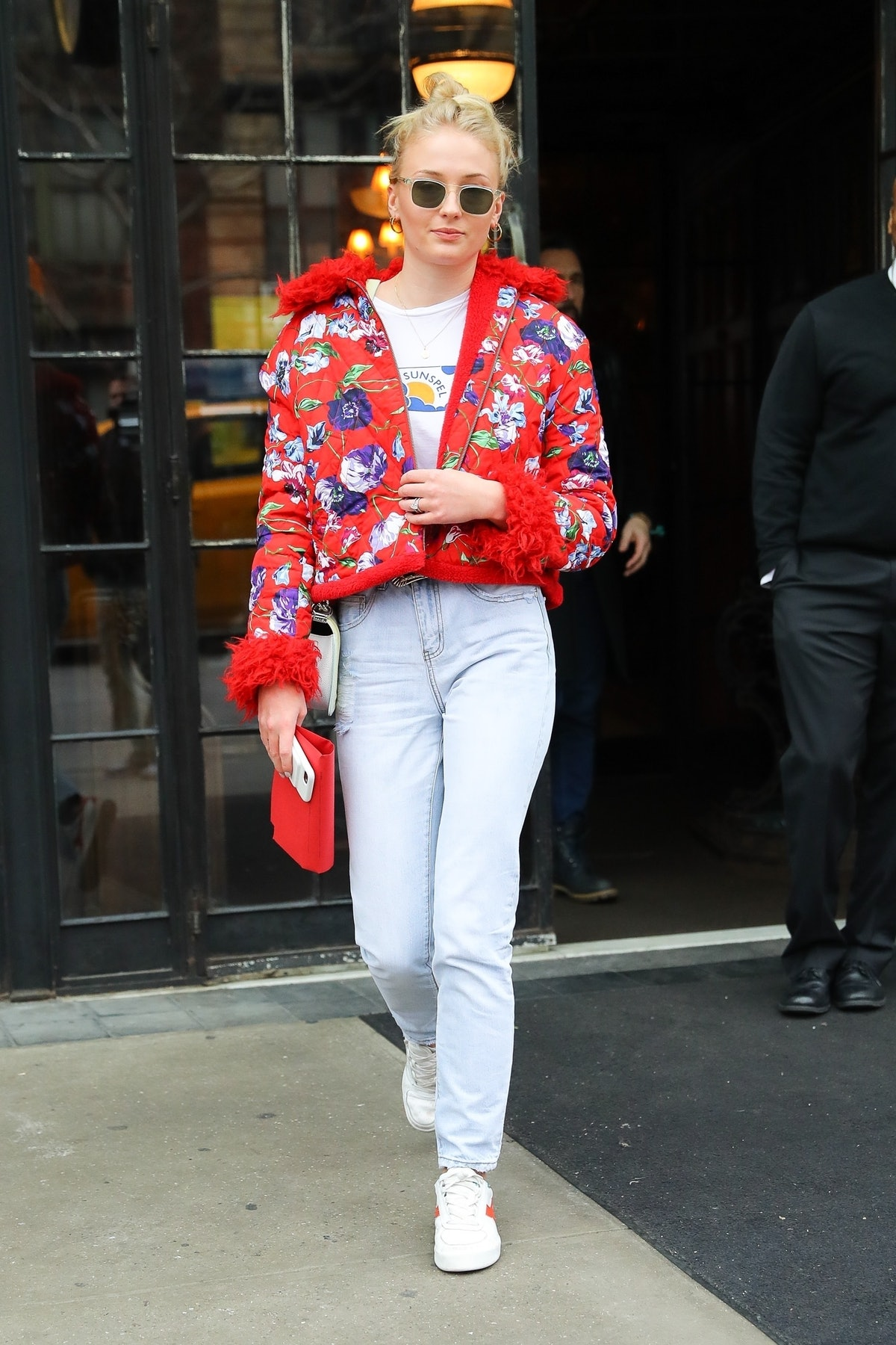 Sophie Turner's Style Is Easy To Recreate With These 4 Spring-Ready Jackets