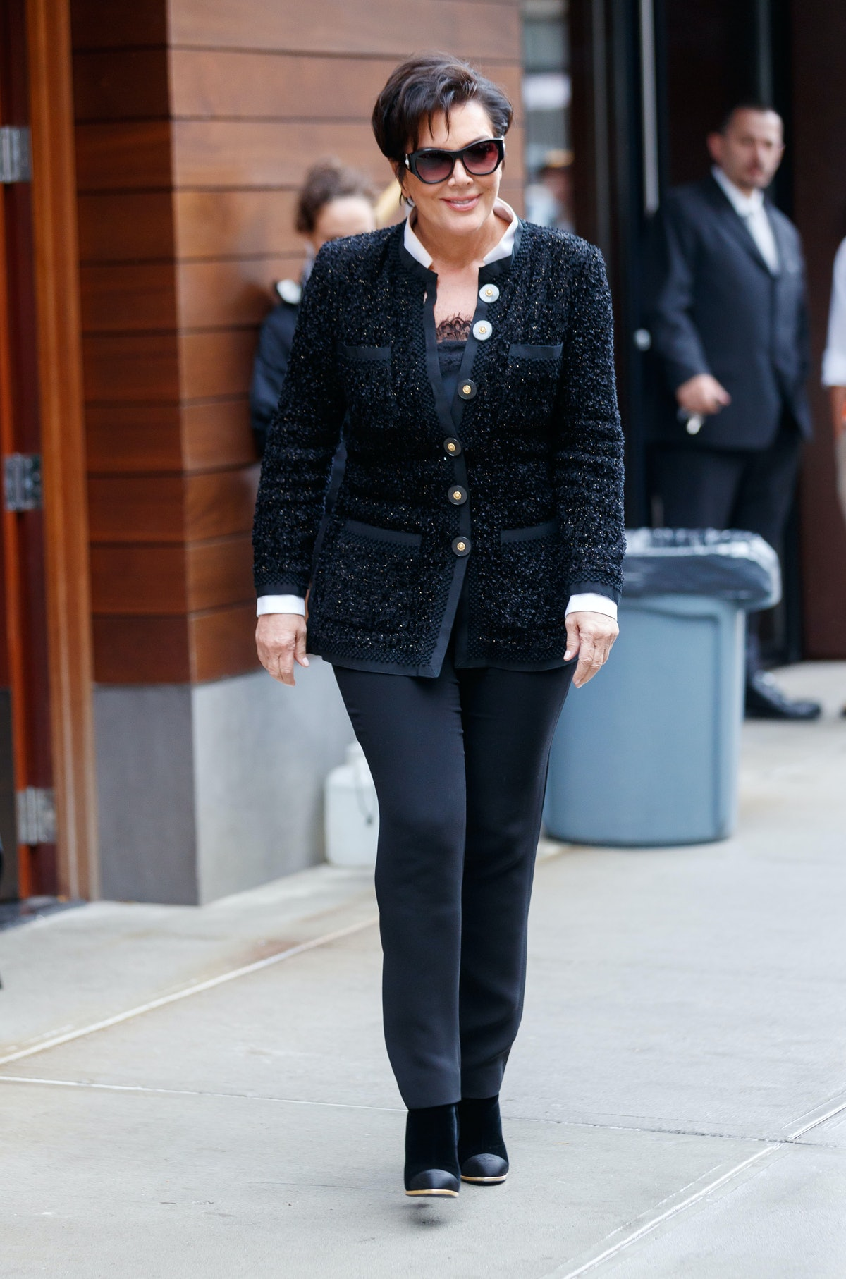 Kris Jenner's Style Calls On 4 Polished Wardrobe Staples Everyone Should Own