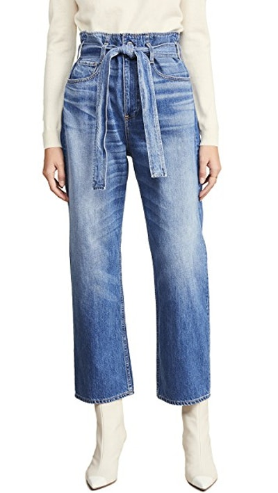 Kelly Paperbag Jeans
