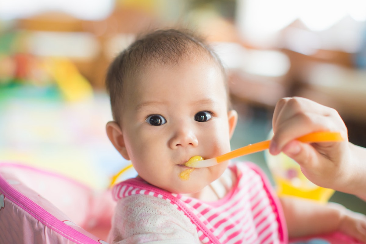 Organic Baby Food Options For WIC-Eligible Families Are Expanding With The Help Of Happy Family Organics