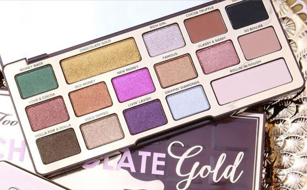 This Too Faced Eyeshadow Palette Is 50% Off For Ulta's 21 Days Of Beauty Right Now