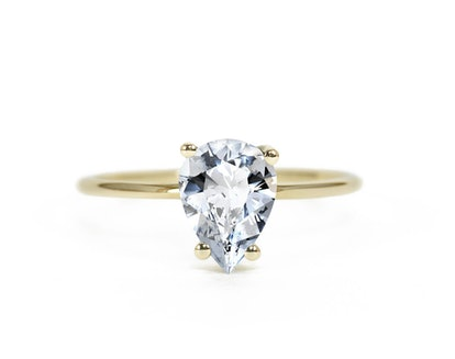 Perth Solitaire Ring
