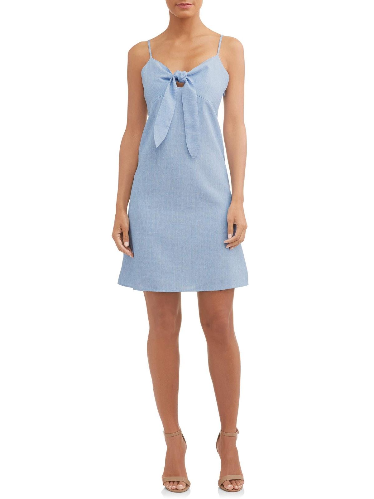 Love Sadie Women's Knot Front Dress