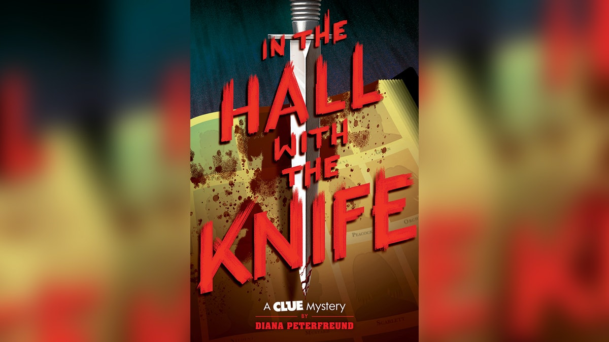 A 'Clue'-Inspired YA Novel Is Coming Out This Year — Start Reading 'In The Hall With The Knife' Now