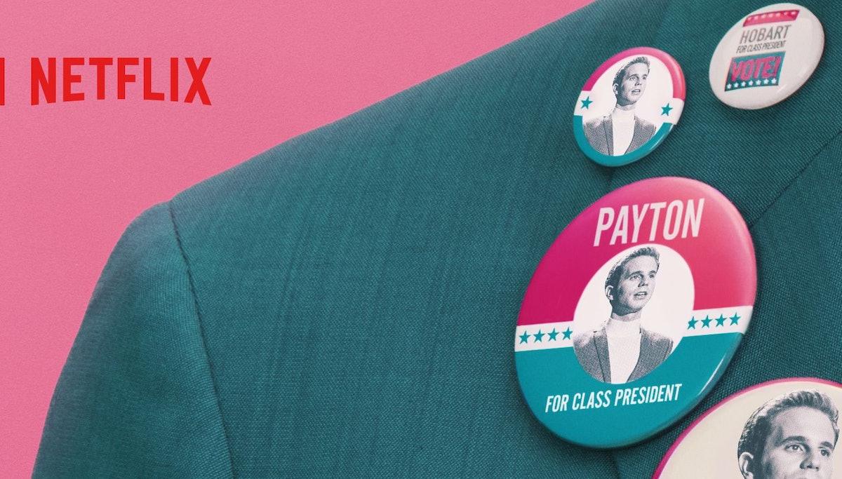 Ryan Murphy's First Netflix Series 'The Politician' Has An All-Star Cast
