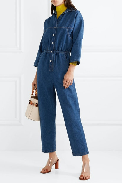 Oruro Denim Jumpsuit