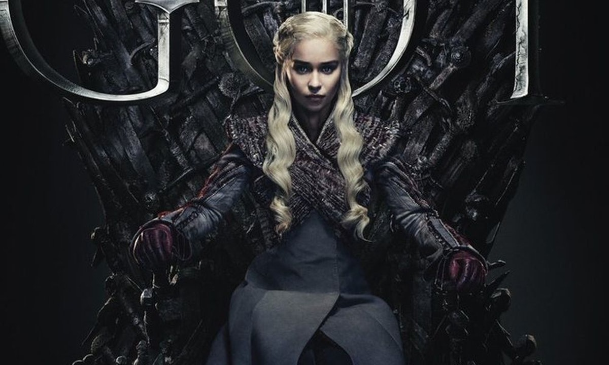 Will Dany End Up On The Iron Throne? This 'GOT' Poster Detail Has Fans Convinced