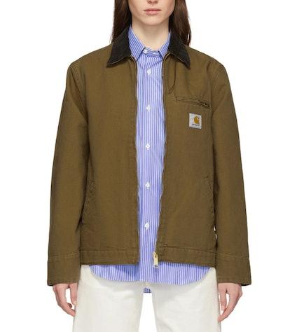 Brown Detroit Jacket
