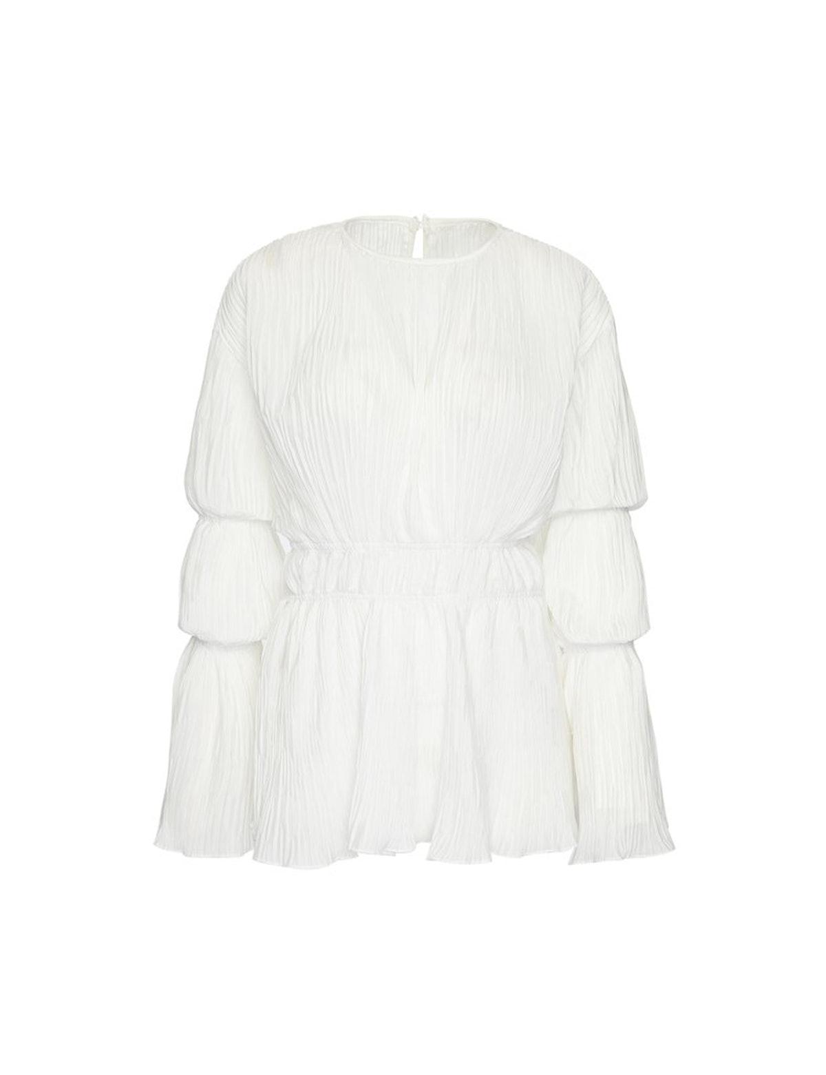 Kinu Top in White