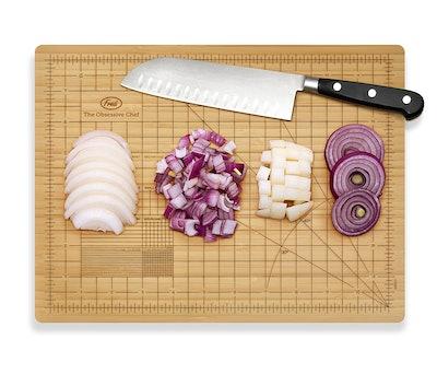 Fred & Friends Obsessive Chef Cutting Board