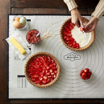 BakeitFun XXL Silicone Pastry Mat