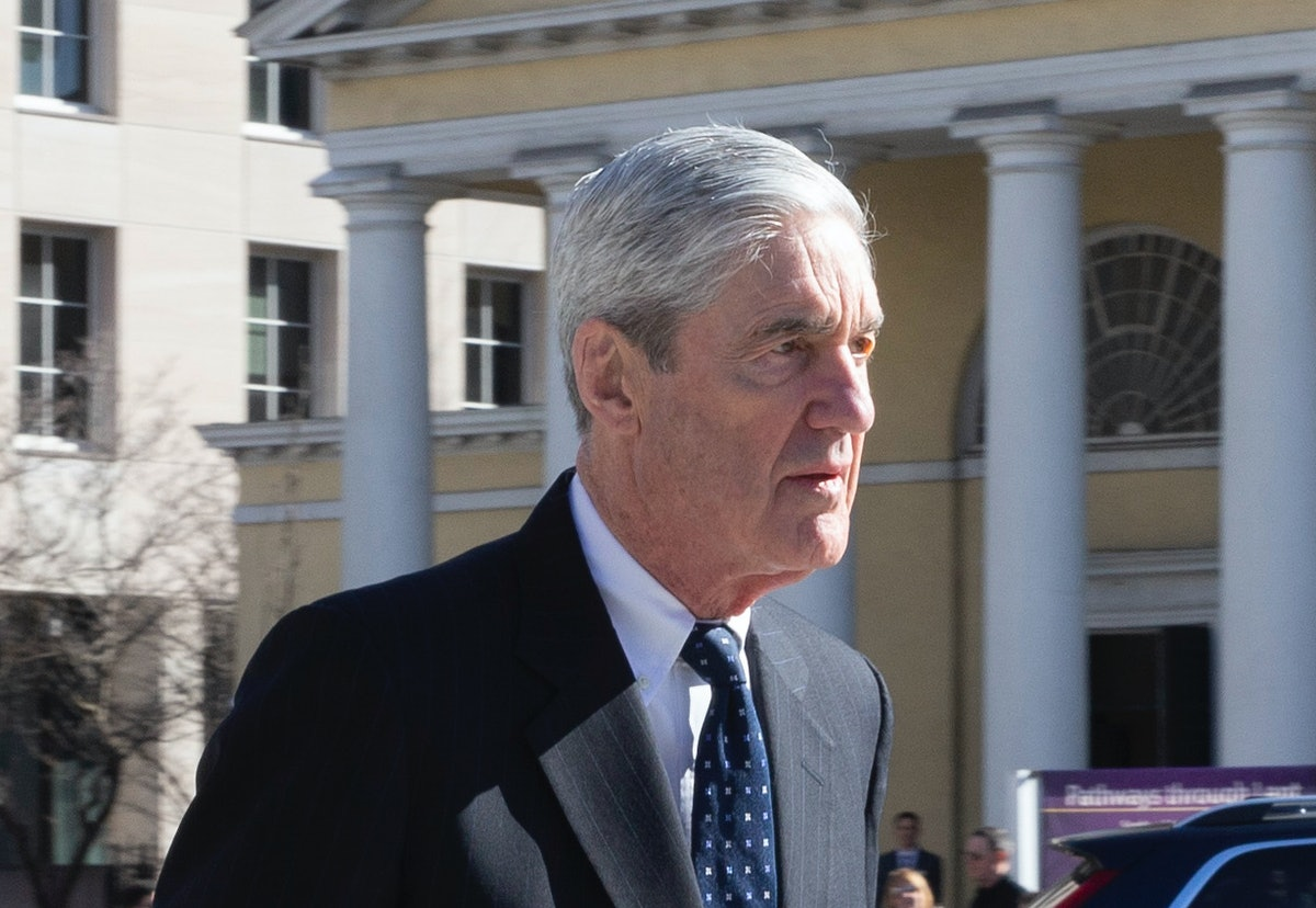 """Barr's Summary Of The Mueller Report Found No Russian Collusion, But """"Doesn't Exonerate"""" Trump"""