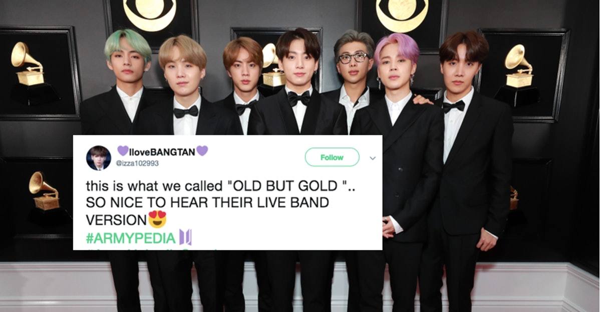 """This Video Of BTS Performing A Live Band Remix Of """"No More Dream"""" Is Blowing ARMYs' Minds"""