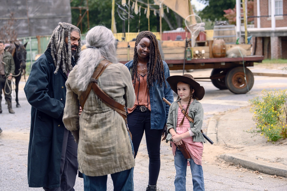 How Does Michonne Leave 'The Walking Dead'? Danai Gurira's Final Episode Will Be Here Before You Know It
