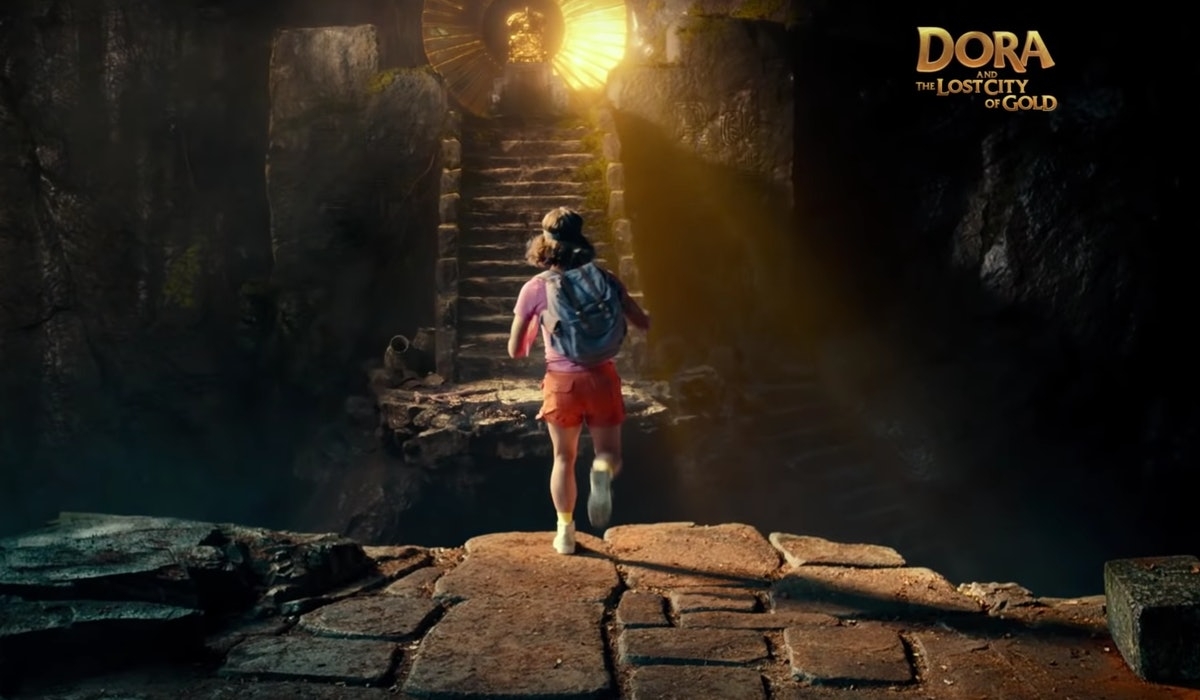 The Live-Action 'Dora The Explorer' Trailer Shows Her All Grown Up