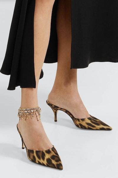 Rosantica Fred Gold-Tone Anklet